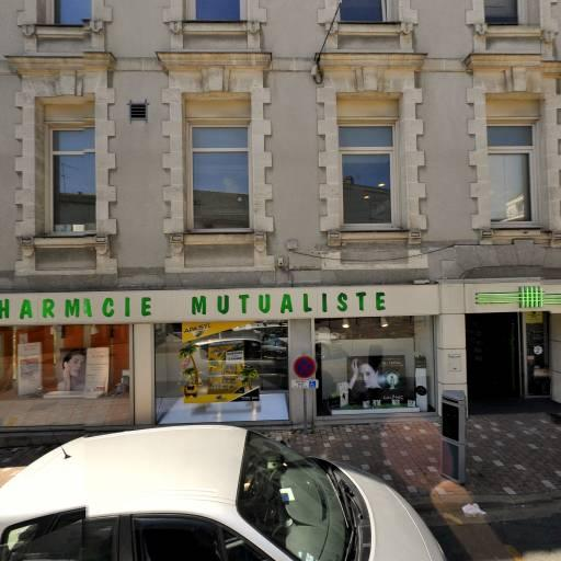 Pharmacie Mutualiste - Pharmacie - Cholet