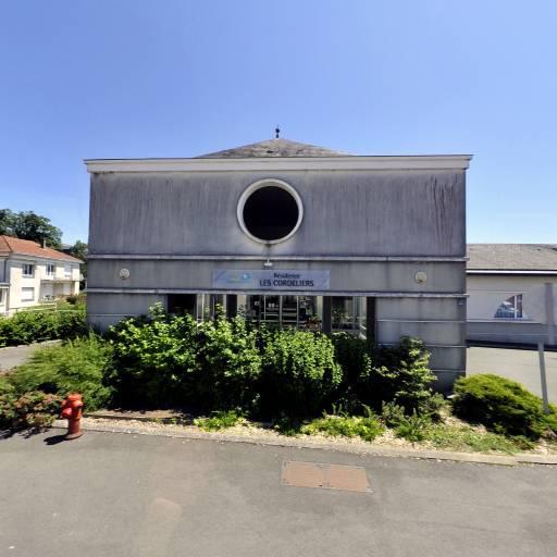 Résidence Les Cordeliers - Maison de retraite et foyer-logement publics - Cholet