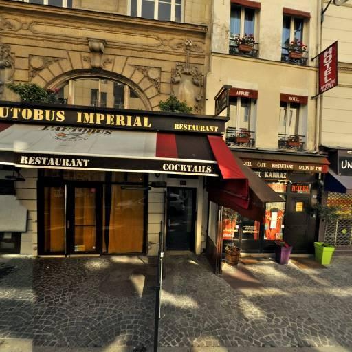 AG Les Halles - Restaurant - Paris
