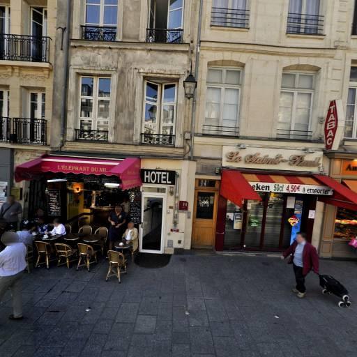 Hôtel la Pointe Rivoli - Hôtel - Paris