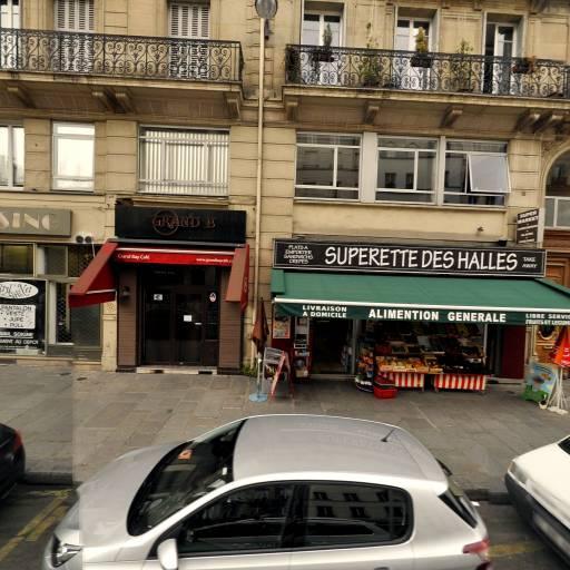 H Et M Hennes Et Mauritz - Siège social - Paris