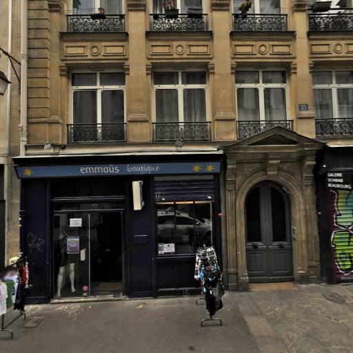 Canterot Dominique - Artiste peintre - Paris