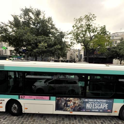 Pigalle - Attraction touristique - Paris