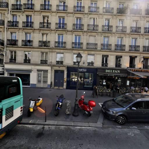 Institut Hairfax - Coiffeur - Paris