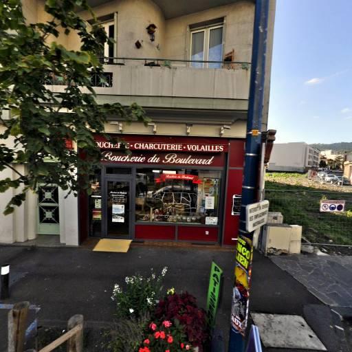 Boucherie Du Boulevard - Boucherie charcuterie - Chamalières