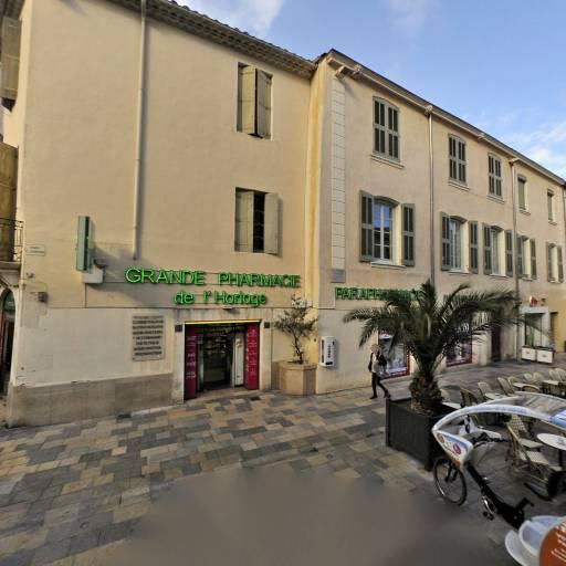 Grande Pharmacie De L'Horloge - Pharmacie - Nîmes