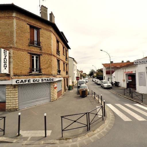 Toutinel - Crèche - Vitry-sur-Seine