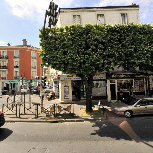 Les Cigognes - Hôtel - Vitry-sur-Seine