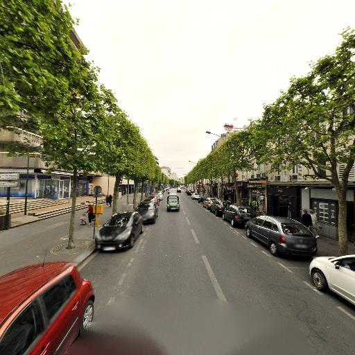 Aire de covoiturage Pompidou - Aire de covoiturage - Vincennes