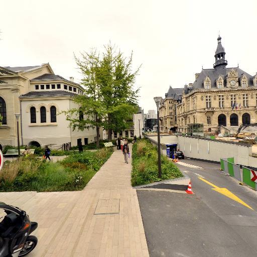 Parking Hôtel de Ville - Parking - Vincennes