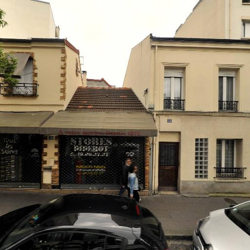 Stores Diderot - Stores - Vincennes