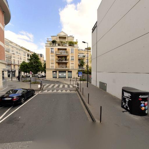 Massier Jean-Luc - Club de sport - Vincennes