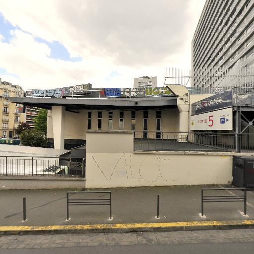 Parking Effia MONTREUIL Croix de Chavaux - Centre commercial - Montreuil