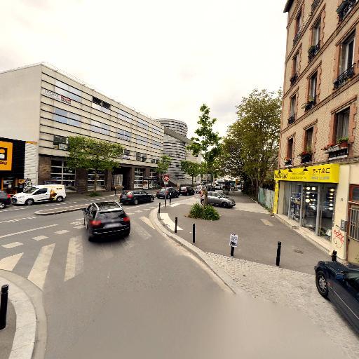 Thiebaut Marc - Coursiers - Montreuil