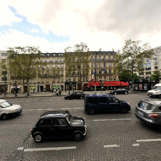 Parisian Wanderings - Vente en ligne et par correspondance - Paris
