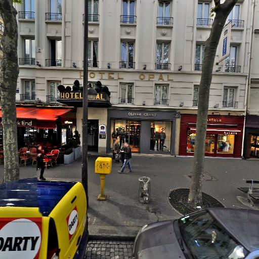 Hotel Opéra Opal - Restaurant - Paris