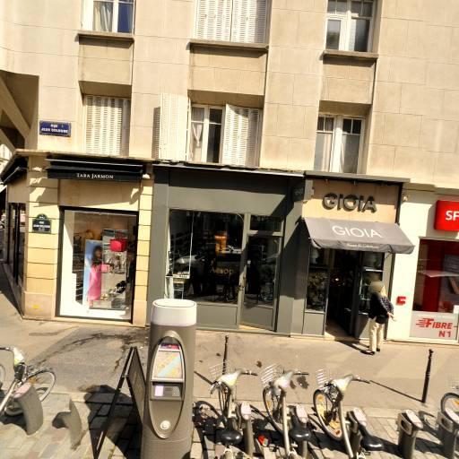 Station Vélib' Jean Bologne - Passy - Vélos en libre-service - Paris
