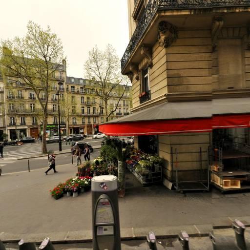 Station Vélib' Galilée - Kléber - Vélos en libre-service - Paris