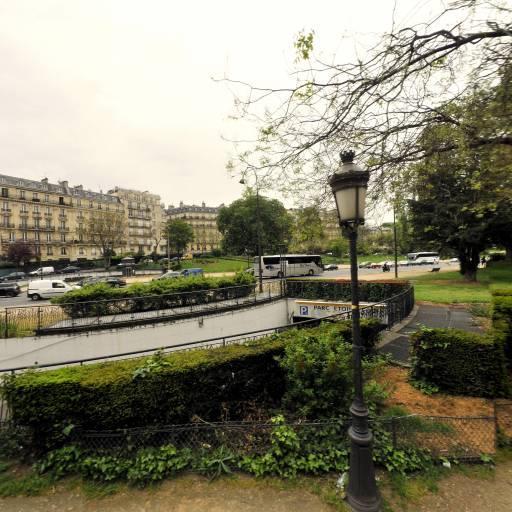 Eni France - Station-service - Paris