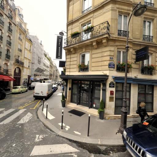 Hôtel Bassano - Restaurant - Paris