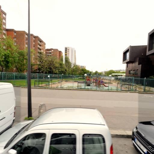 Tennis Reims - Terrain et club de tennis - Paris