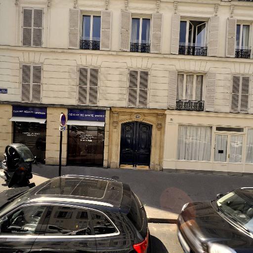 Ghizlaine Sekkal - Médecin ophtalmologue - Paris