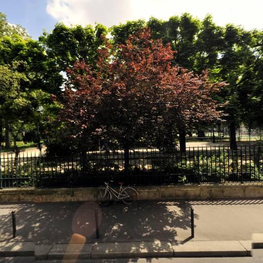 Square des Epinettes - Parc, jardin à visiter - Paris