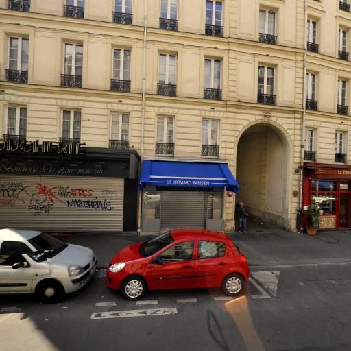 Le Homard Parisien - Poissonnerie - Paris