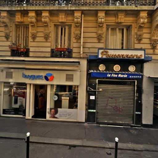 Fine Marée - Poissonnerie - Paris