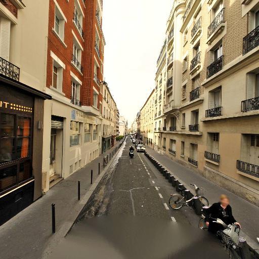 Station Vélib' Guillaume Bertrand - République - Vélos en libre-service - Paris