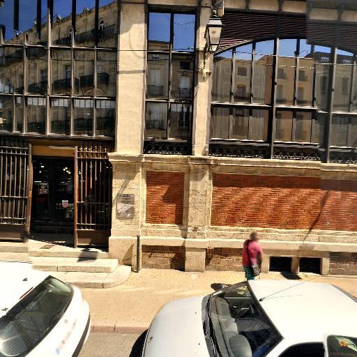 Halles centrales - Attraction touristique - Béziers