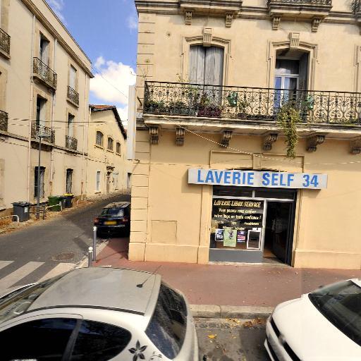 Self Laverie 34 - Laverie - Béziers