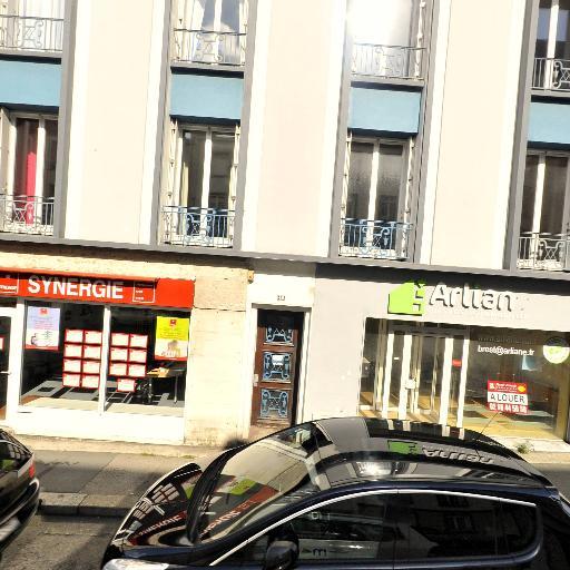 Centre de santé infirmier - Infirmier - Brest