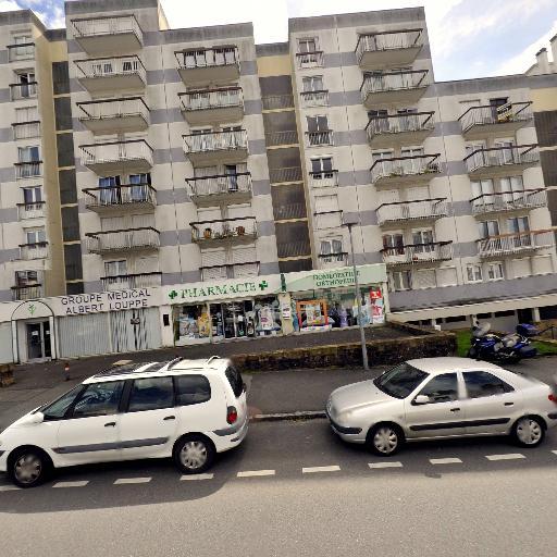 Selarl Pharmacie Albert Louppe - Pharmacie - Brest