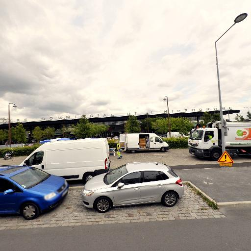 Parking Rue Pierre Taittinger - Parking - Reims