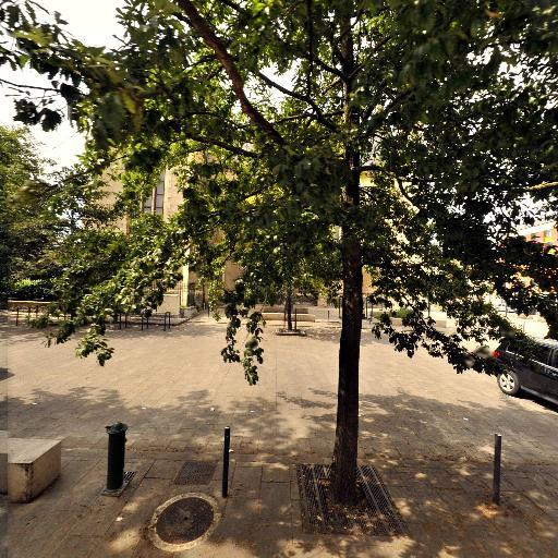 Parking Saint-Thomas - Parking - Reims
