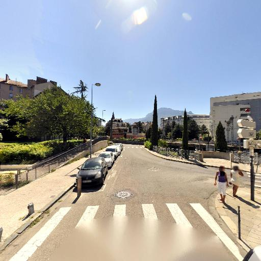 Parking Grenoble Estacade - PARK GRENOBLE ALPES METROPOLE - Parking public - Grenoble