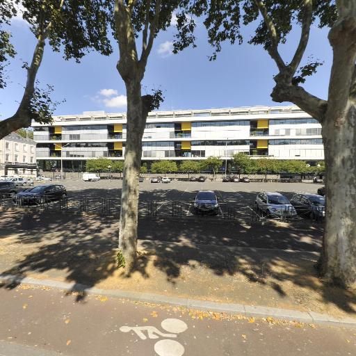 Parking François Mitterand - Parking - Angers