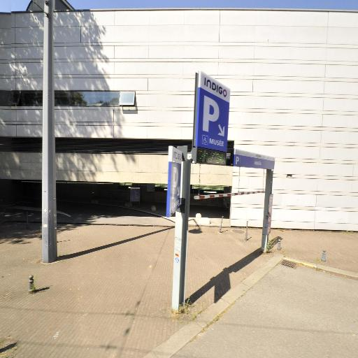 Aire de covoiturage Musee - Aire de covoiturage - Grenoble