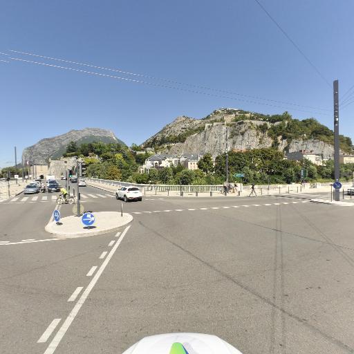 Aire de covoiturage Porte de France - Aire de covoiturage - Grenoble