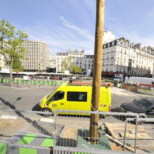Marché - Parking public - Neuilly-sur-Seine
