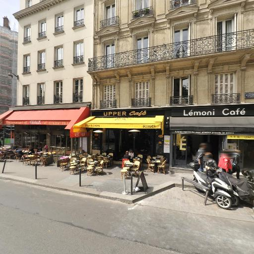 Saj - Société de gestion de titres restaurants - Paris