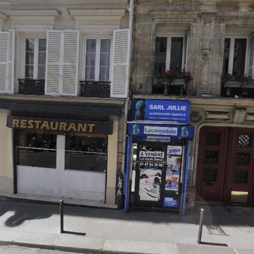 Damardji Nadia - Conseil en organisation et gestion - Paris