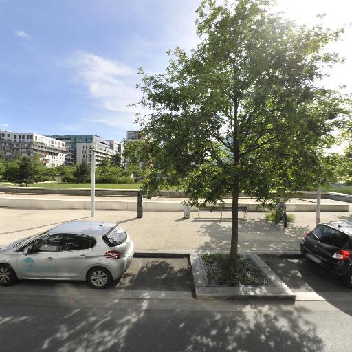 Terrasse de la Petanque - Terrain de pétanque - Boulogne-Billancourt