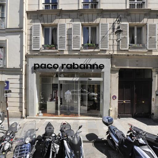 Paco Rabanne Mode - Haute couture - Paris