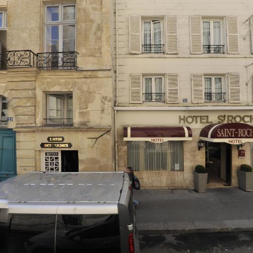 Sinten - Couture et retouches - Paris