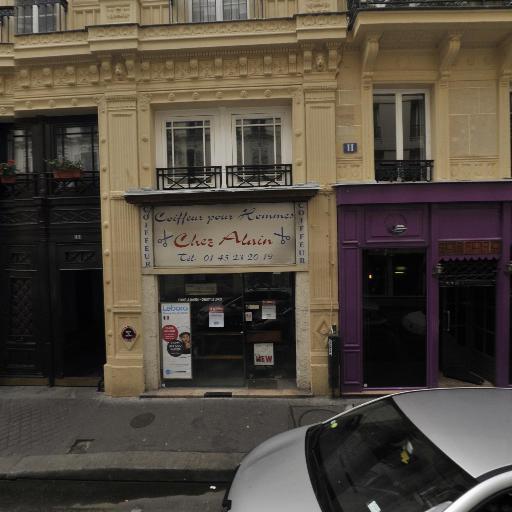 Chemla Raymond - Agent commercial - Paris