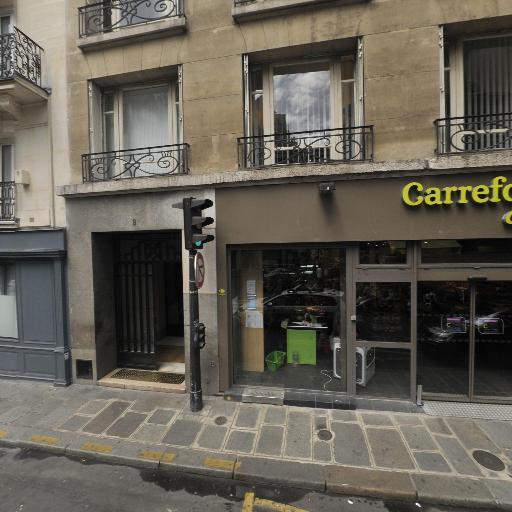 Marc H Princ - Transactions pour le commerce et l'industrie - Paris