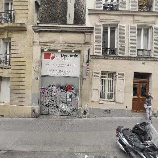 Atelier Dynamic Sport - Vente et réparation de motos et scooters - Paris