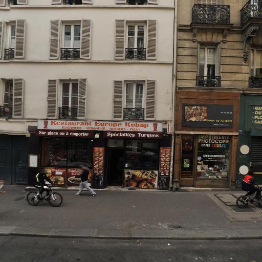 Intuitive Art Massage - Relaxation - Paris